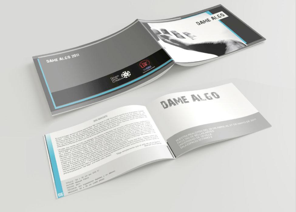 Catálogo – Diseño y Maquetación