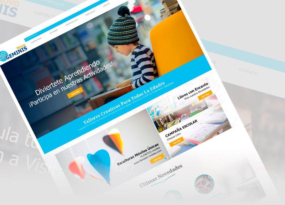 Tienda Online – Diseño y desarrollo web